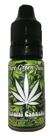 Pure Green Juice e-liquid,The ONLY e-liquid in the world (that we know of) That actually TASTES LIKE CANNABIS